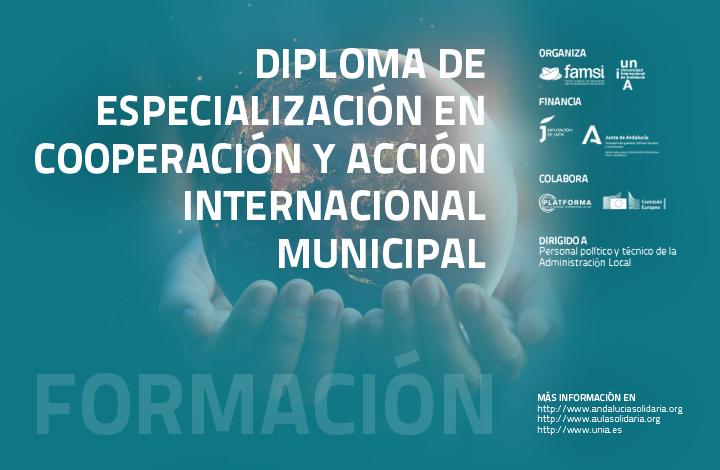 Experto Cooperación Municipal