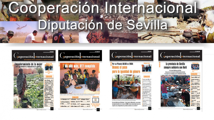 cd32a45d0 La Diputación de Sevilla hace balance de la cooperación internacional  realizada en los últimos cinco años